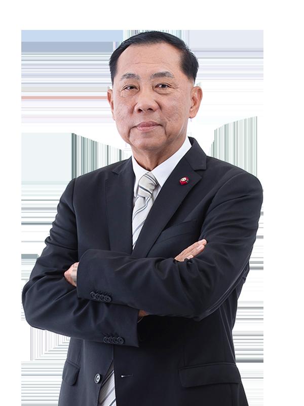 POLICE GENERAL Aek Angsananont